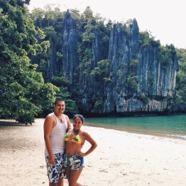 Girl, Unspotted Palawan
