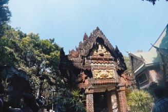 Girl, Unspotted Phnom Kulen