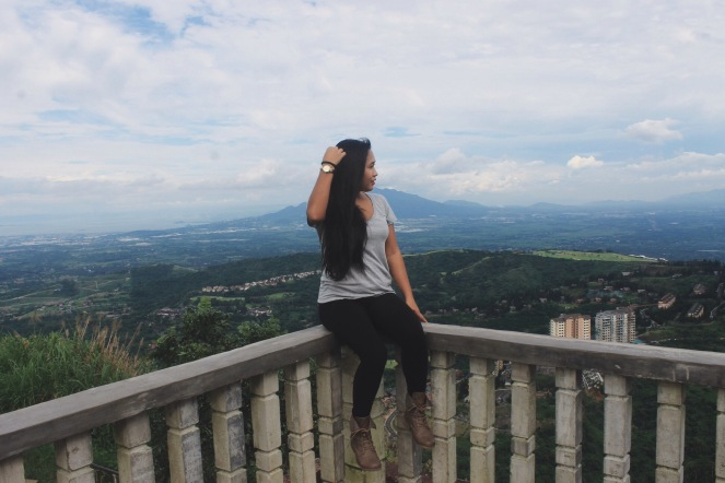 Girl, Unspotted -- Palace in the sky Tagaytay