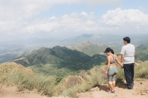 Girl, Unspotted -- Mt. Batulao Hike