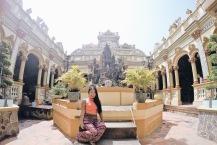 Girl, Unspotted -- Mekong Delta