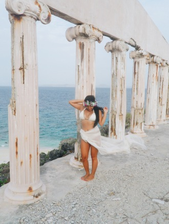 Girl, Unspotted Fortune Island Batangas