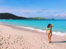 Girl, Unspotted -- Calaguas