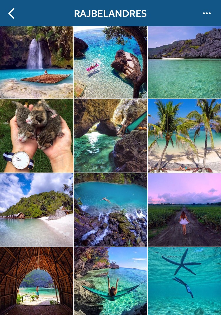 13 Island Girls From The Philippines On Instagram That Will Give You The Beach Envy