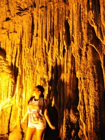 girl, unspotted halong bay vietnam
