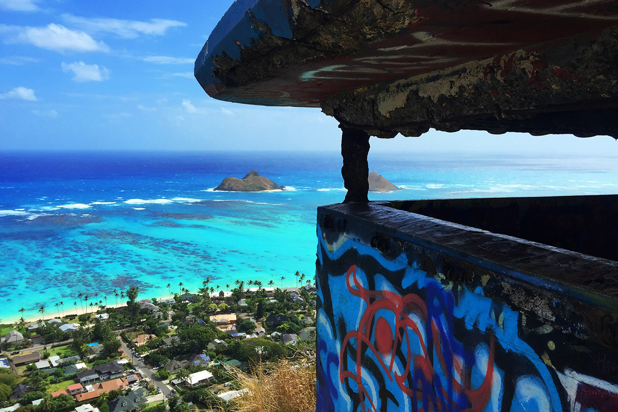 Best-beach-hikes-pillboxes-oahu